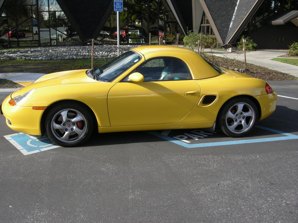 2002 porsche boxster s owners manual