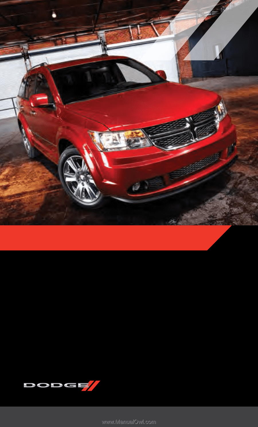 2013 dodge journey user manual