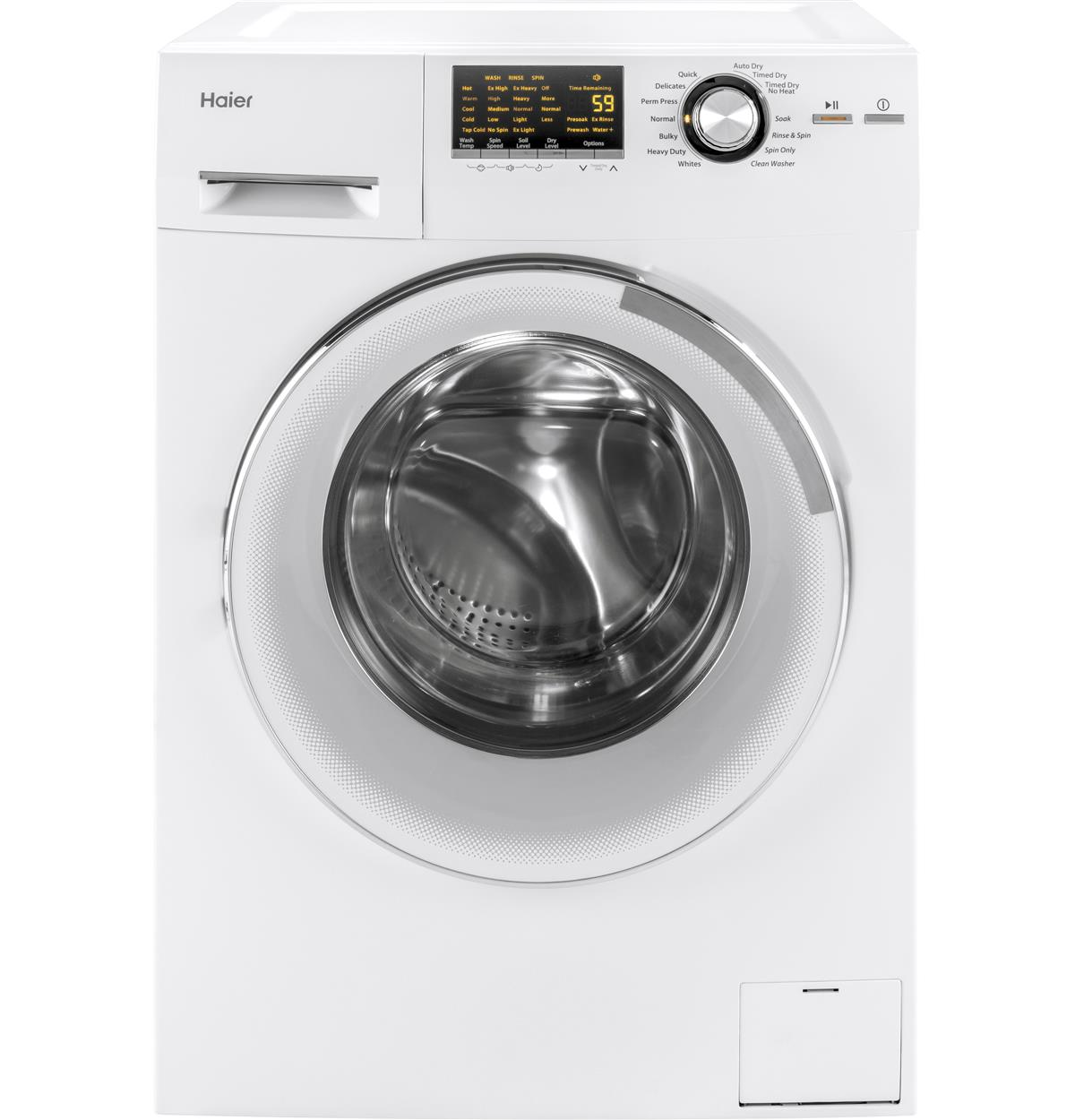 haier washer dryer combo hwd1600 manual