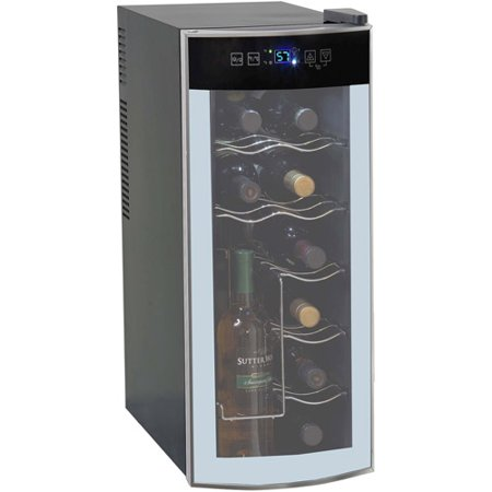 avanti 12 bottle wine cooler manual