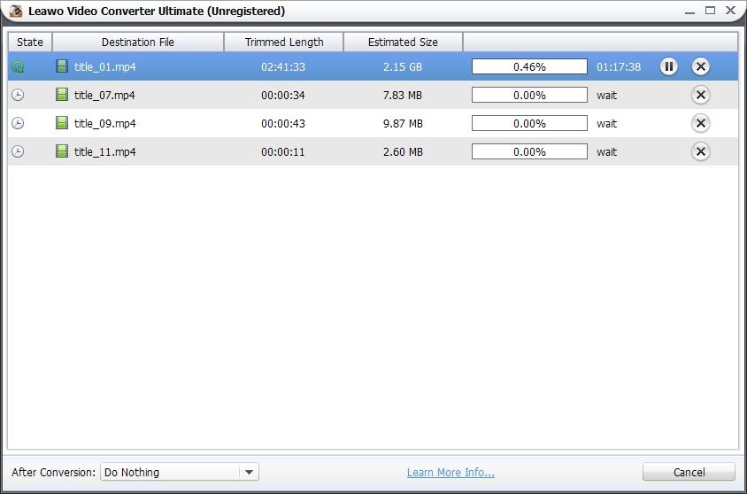 acrok video converter ultimate user manual