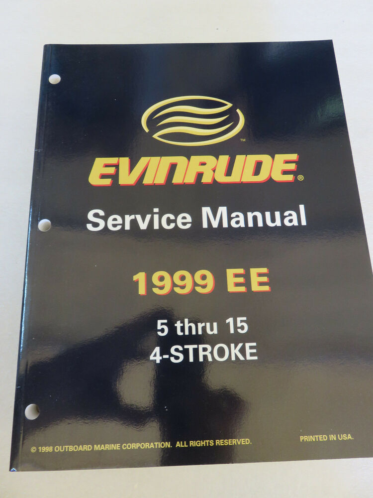 evinrude 4 hp manual free