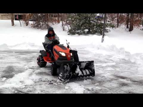 mtd 42 inch snow blower attachment manual