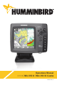 humminbird 160 fish finder manual