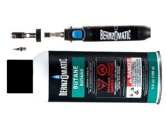 bernzomatic 3 in 1 micro torch manual