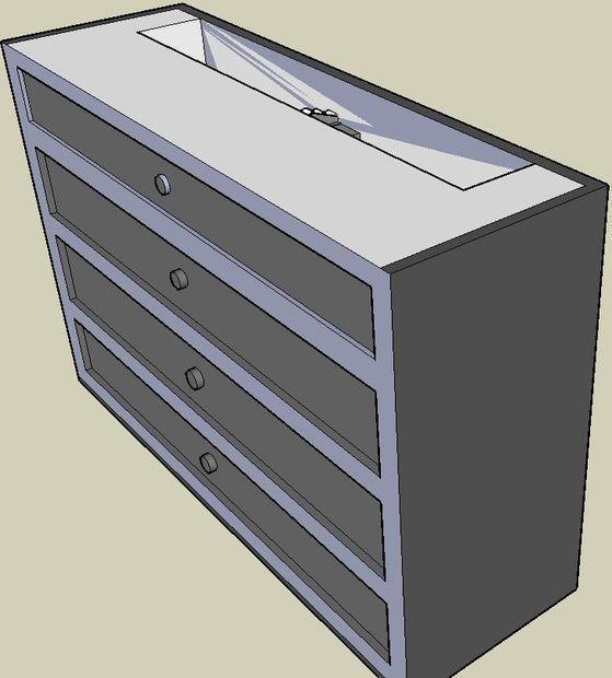 manual pop up tv lift
