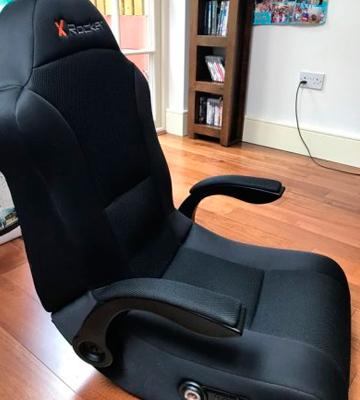 cyber rocker gaming chair manual