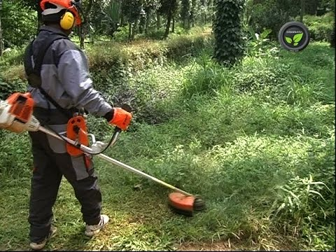 weed eater grass trimmer manual