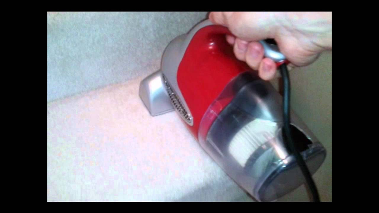 dirt devil classic hand vac manual
