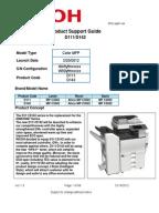 ricoh aficio mp 8001 manual