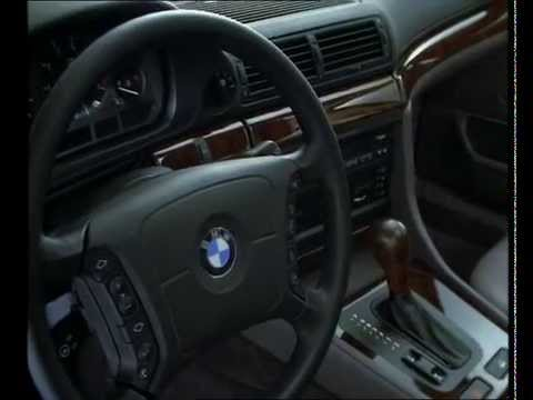 bmw 7 series manual transmission