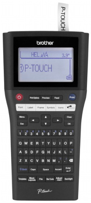 brother p touch extra pt 520 manual