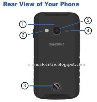 samsung rugby 3 user manual