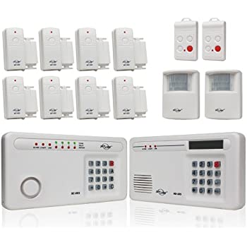 ge personal security alarm kit 51107 manual