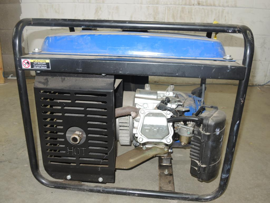 chicago electric generator parts manual
