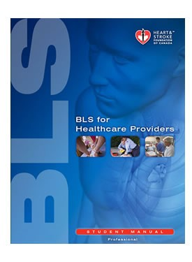 basic life support for healthcare providers student manual
