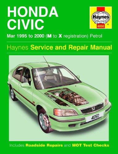 2006 honda civic repair manual
