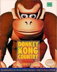 donkey kong country snes manual