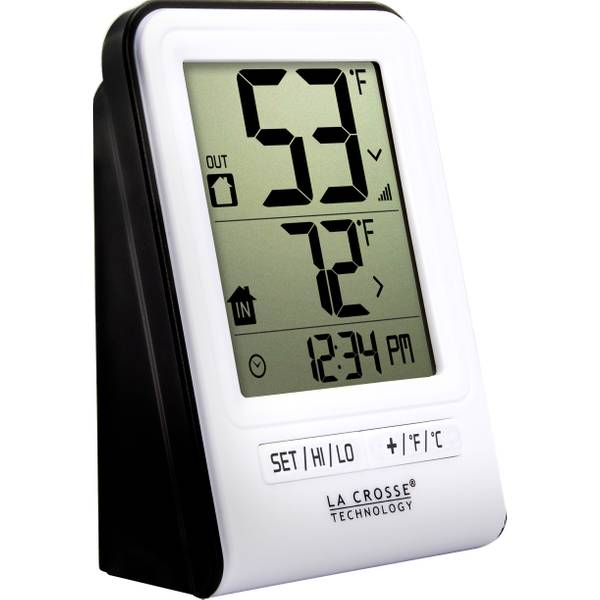 la crosse technology wireless temperature station manual