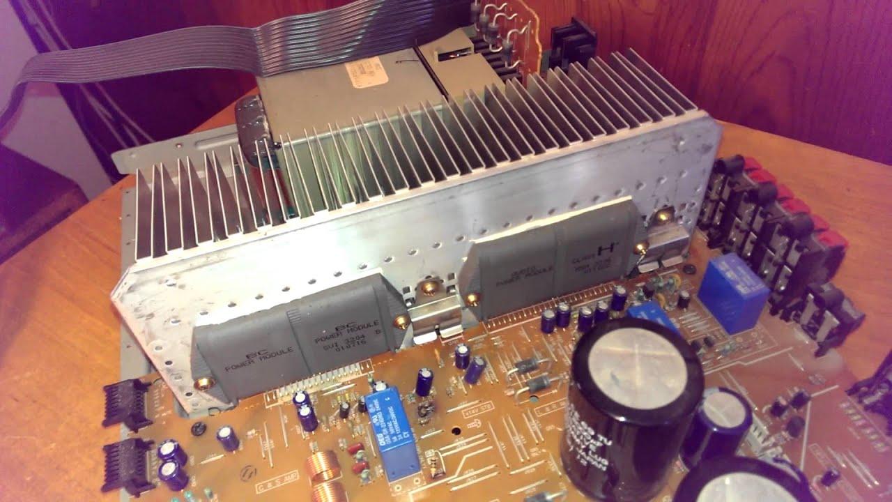 technics su g50 service manual