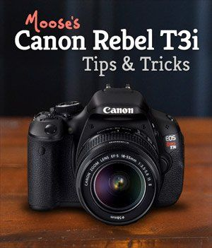 canon rebel t3i manual settings