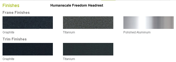 humanscale freedom chair repair manual