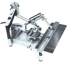 new hermes manual engraving machine