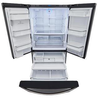 kenmore elite refrigerator manual french door
