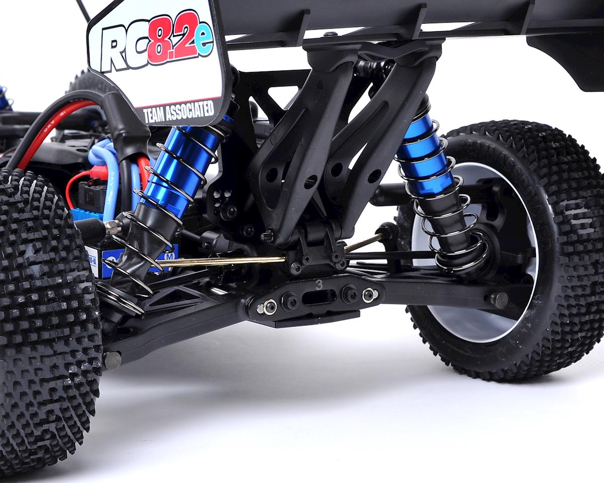 team associated rc8 2e manual