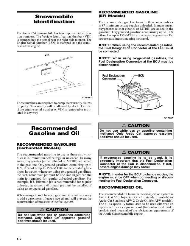 arctic cat 454 service manual