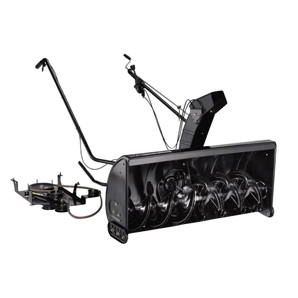 mtd 42 inch snow blower attachment manual