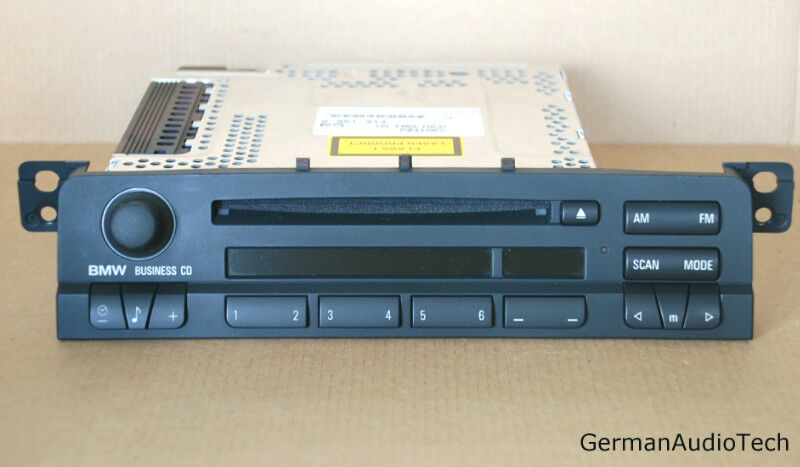 bmw e46 business radio manual