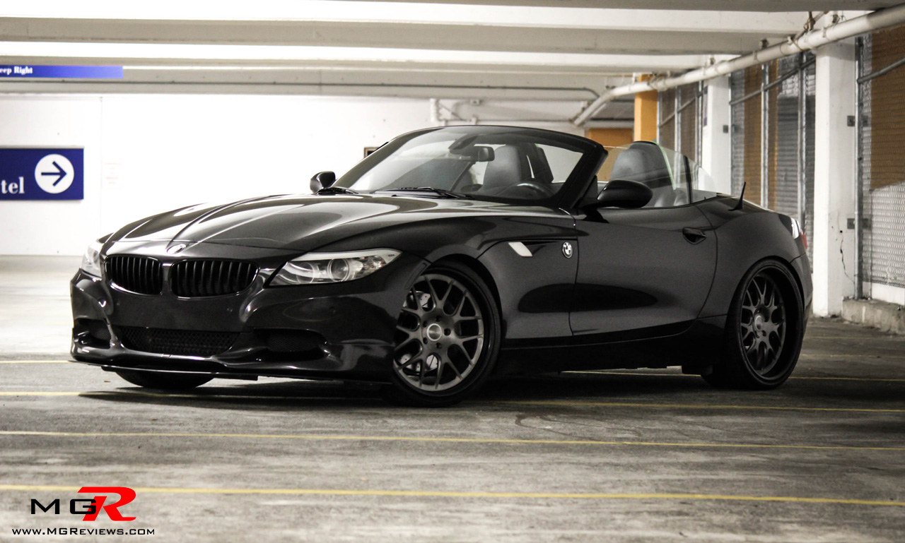 bmw z4 35is manual transmission