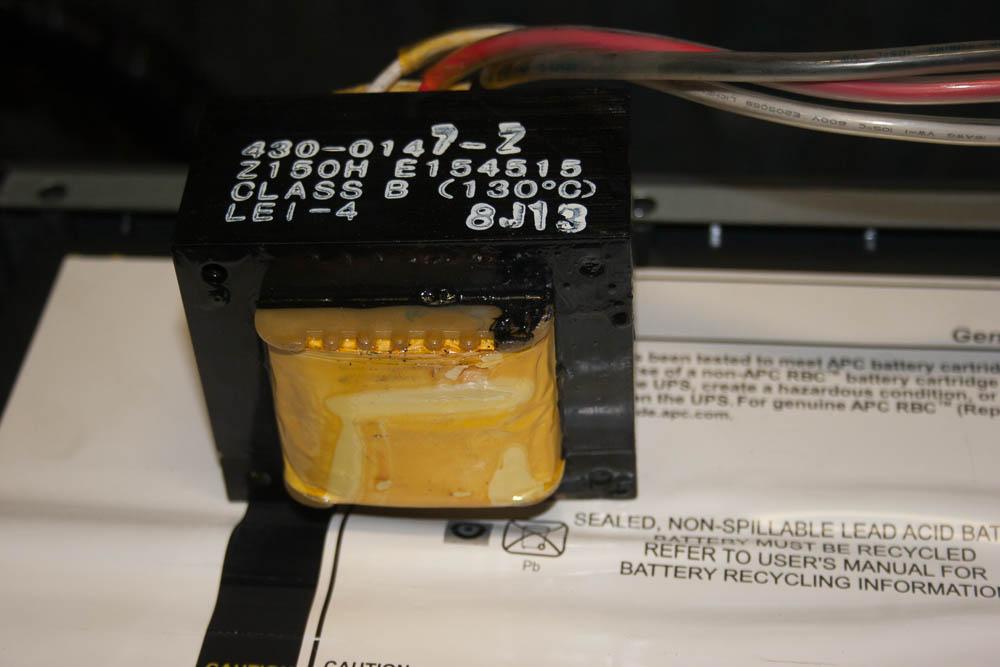 apc smart ups 3000 service manual