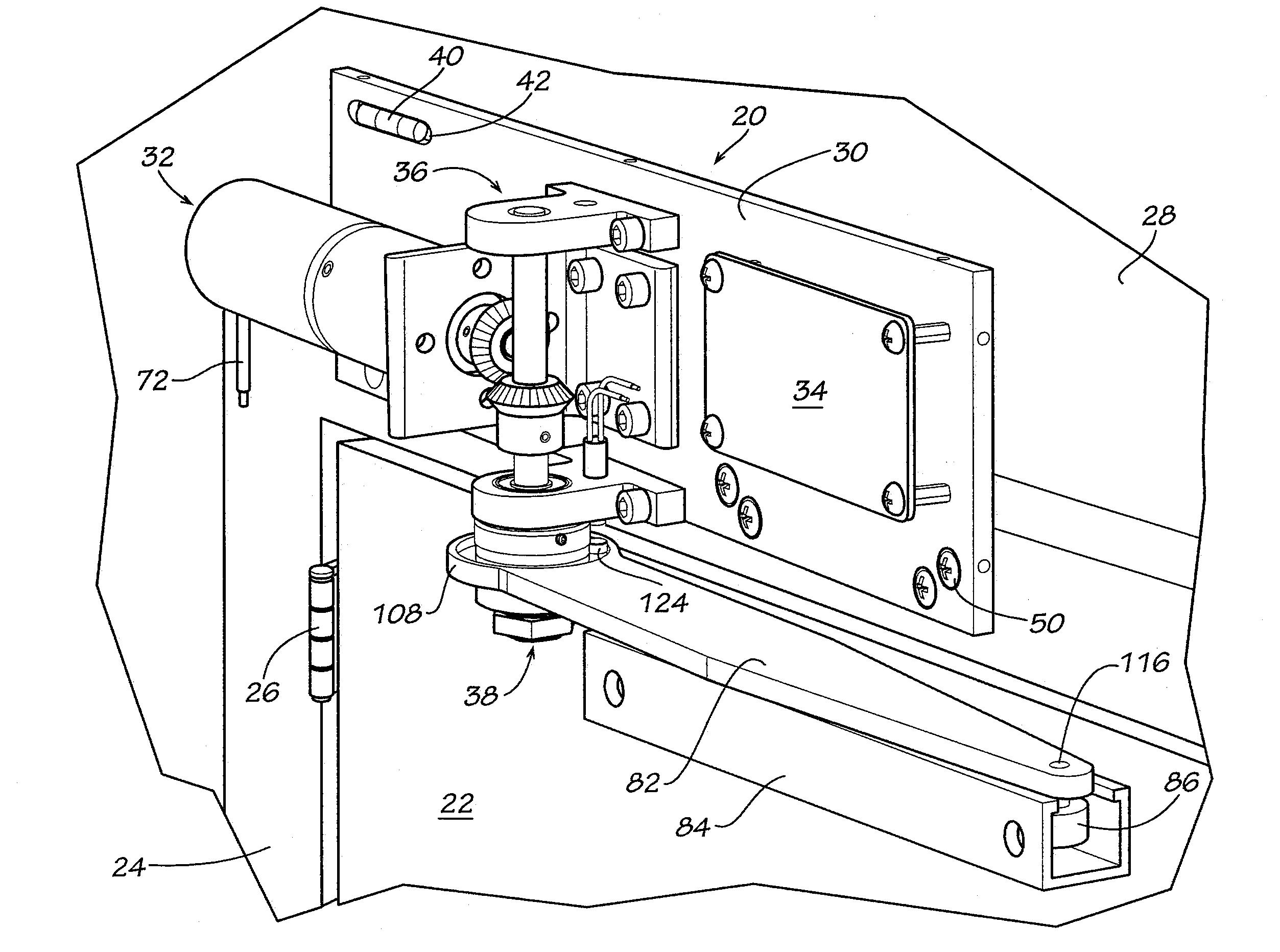 besam power swing installation manual