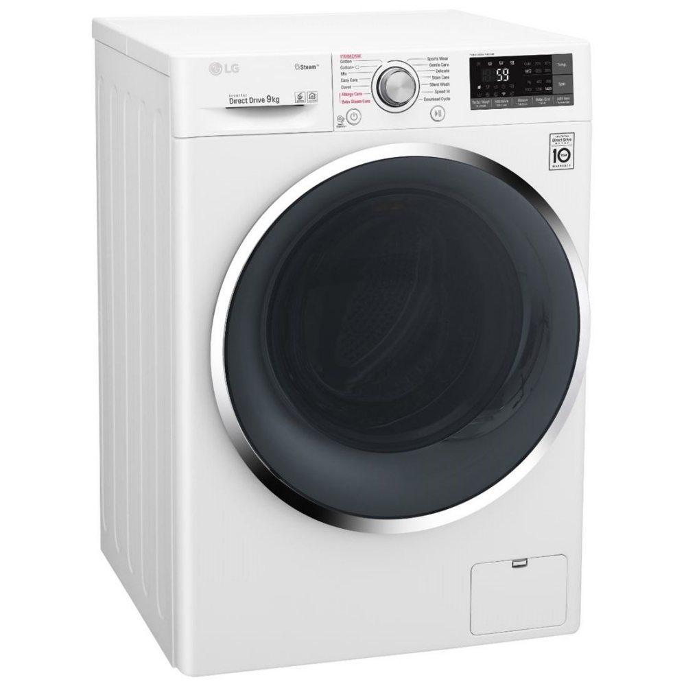 lg steam direct drive washing machine manual