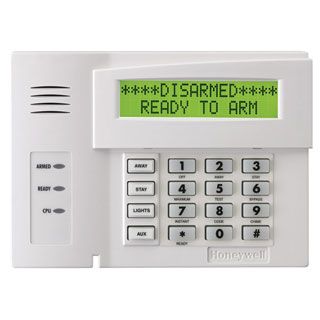 dsc home security system user manual