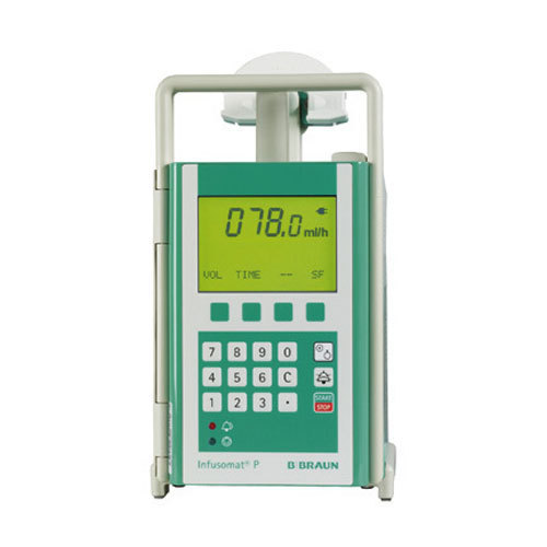 b braun infusion pump manual