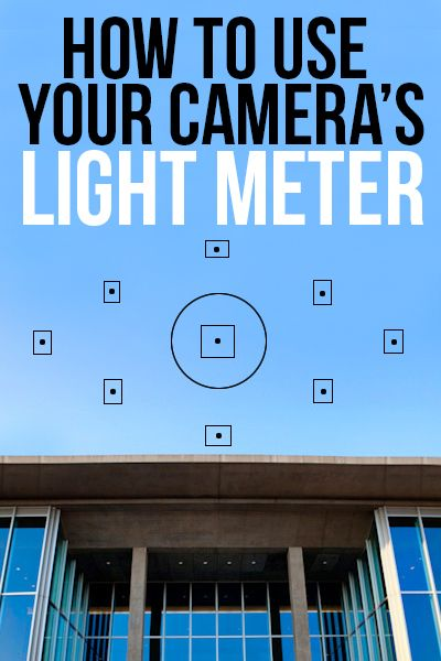 how to use a manual light meter