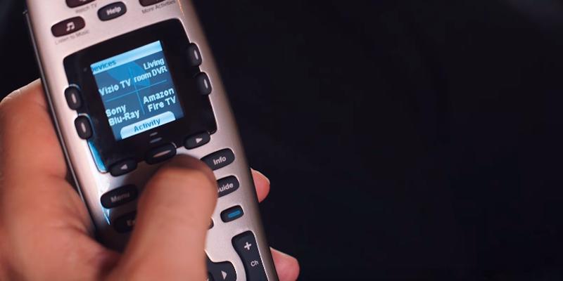 logitech harmony 650 universal remote control manual