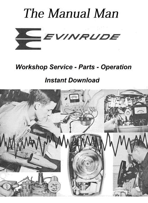 johnson evinrude service manual pdf