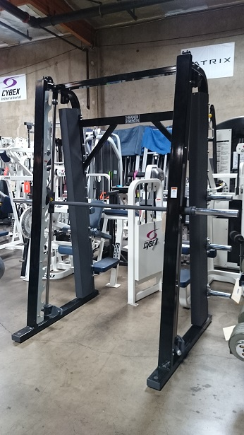 hammer strength smith machine manual