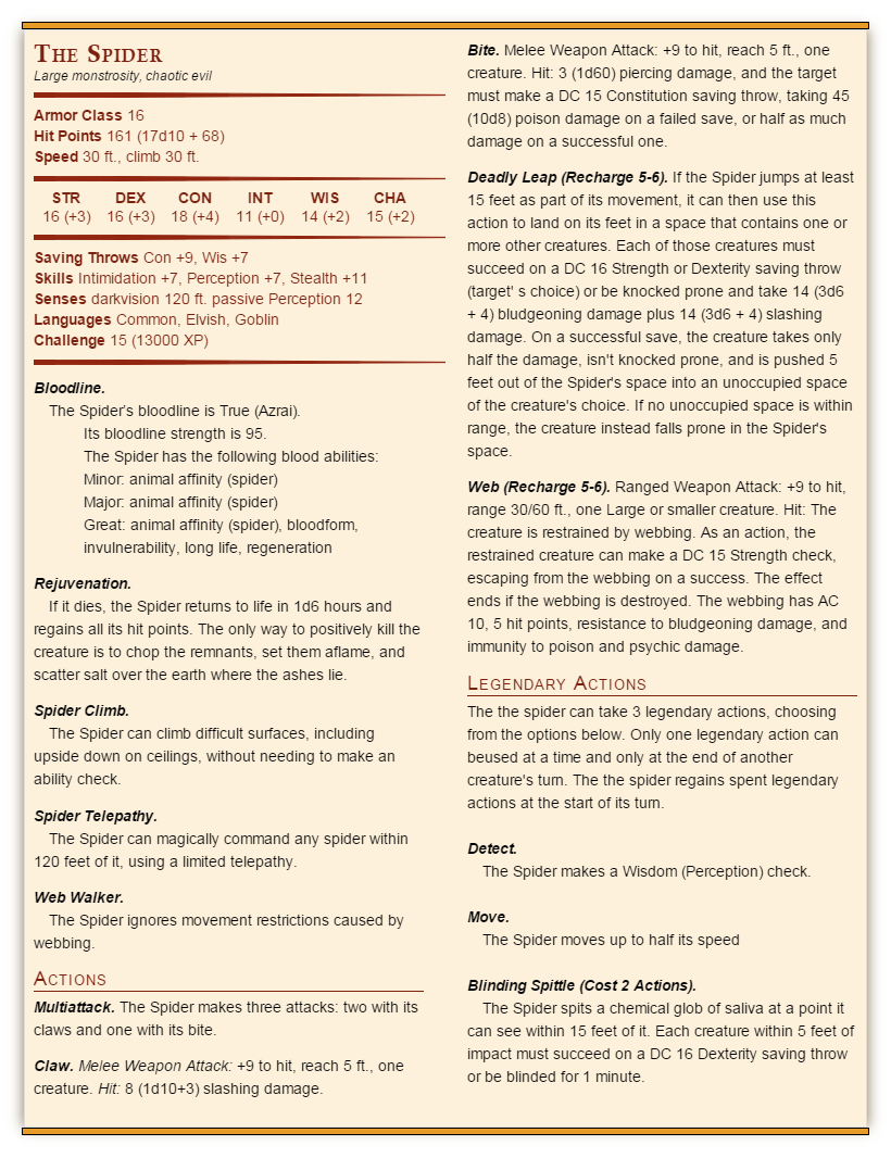 ad&d 2nd edition monster manual