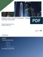 alcatel omnipcx enterprise installation manual