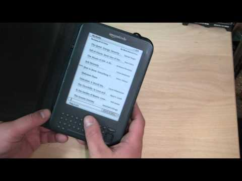 amazon kindle model d00901 manual