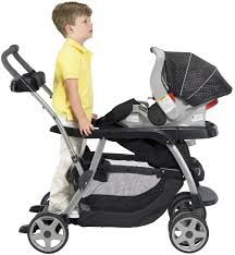 baby trend double stroller manual