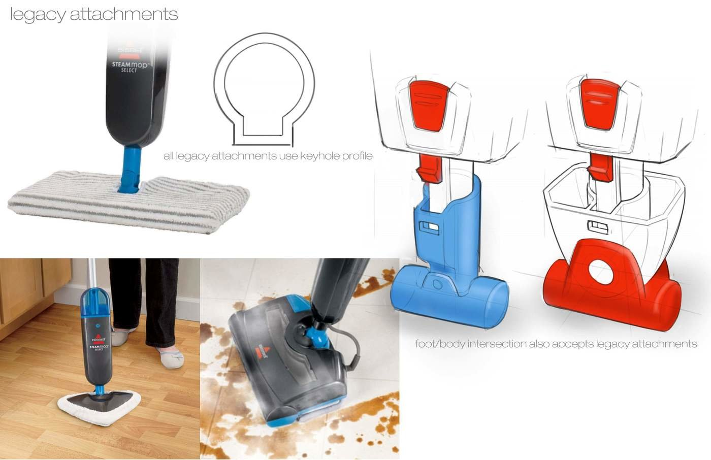 bissell powerfresh steam mop user manual