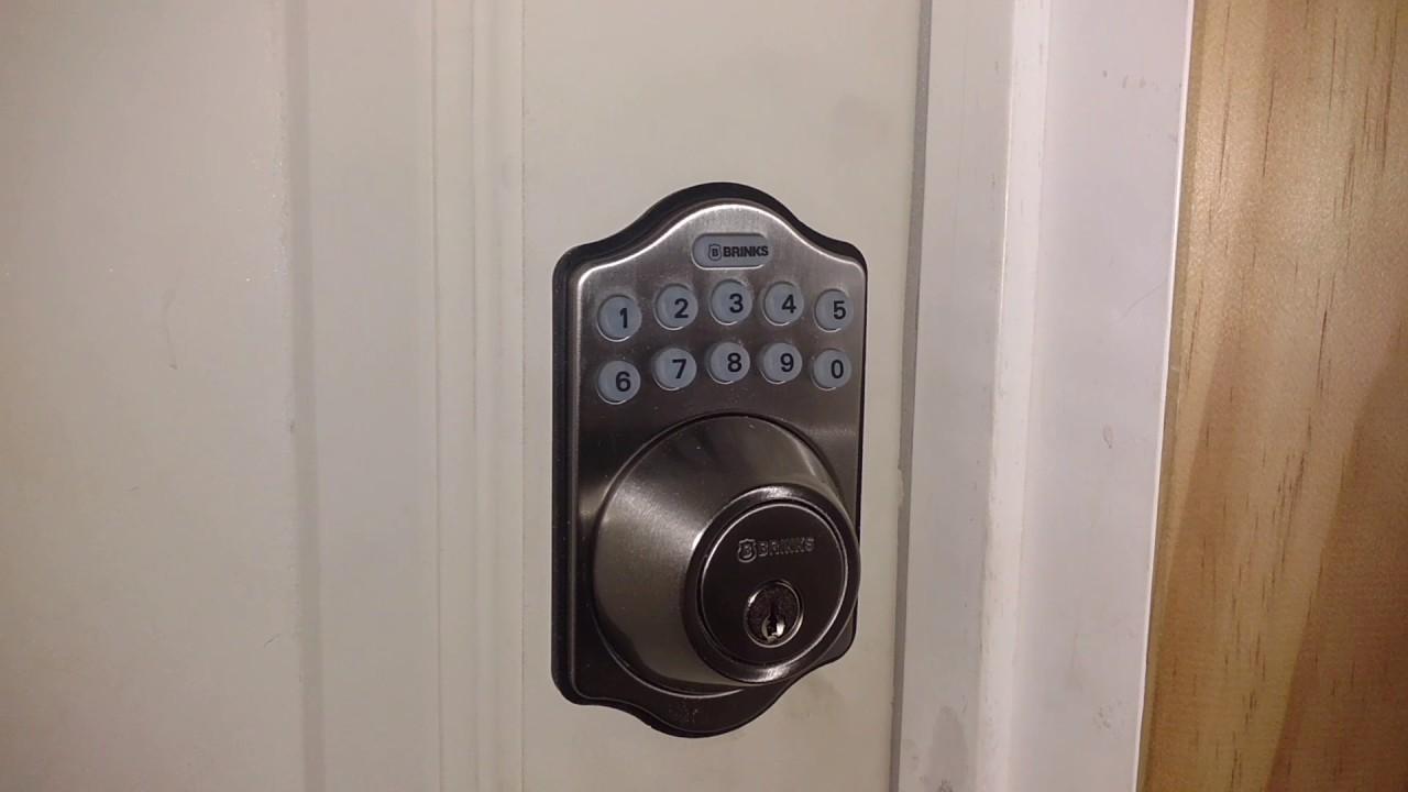 brinks home security user manual
