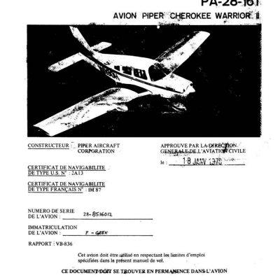 pa 28 140 maintenance manual