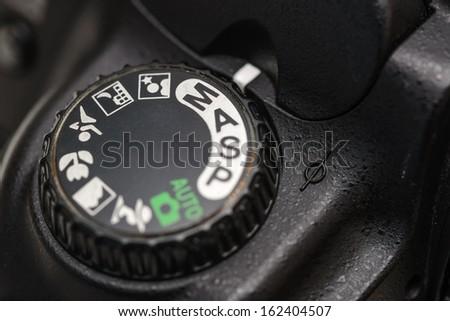 manual camera settings for portraits